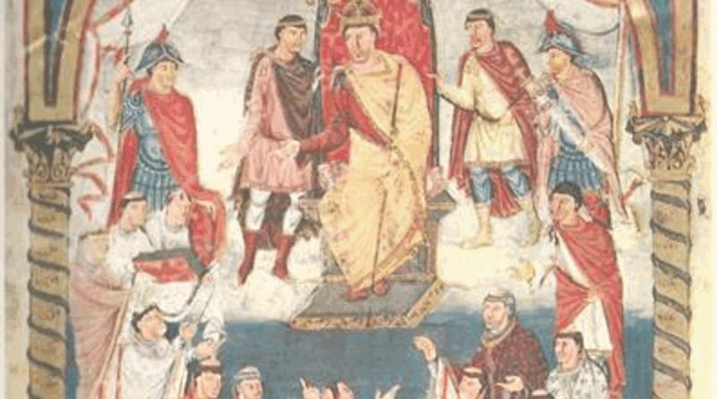 Lucca: gli imperatori carolingi e la Zecca