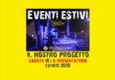 Eventi estivi 2020 : il nostro progetto x Viareggio