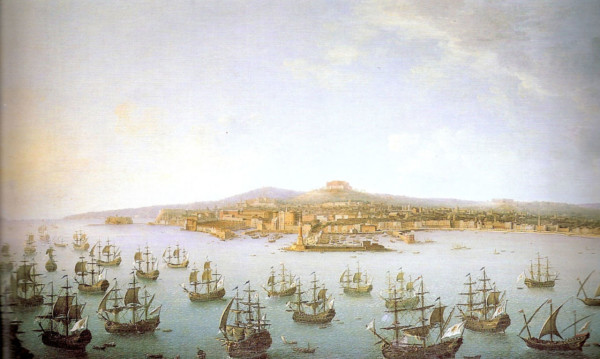 Maria Luisa di Borbone e la Real Flotta