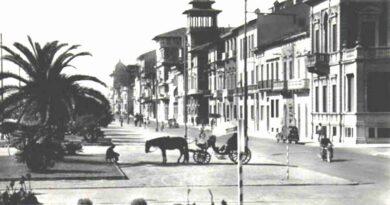 Itinerari dalla Viareggio del 1893