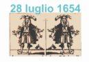 Almanacco storico: 28 luglio 1654..di Roberto Orlandi