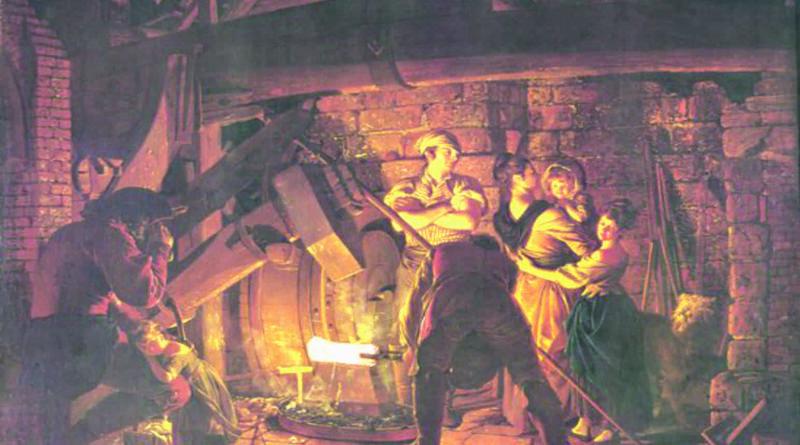 La Zecca di Lucca e la rivoluzione industriale..di Edoardo Puccetti