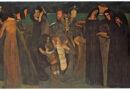 Benedizione dei Morti del Mare (1914 – 1916) Lorenzo Viani (1882 – 1936)..di Marco Polloni