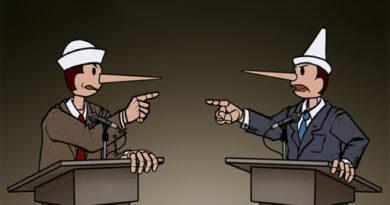 La politica del politicante..di Brunello Consorti