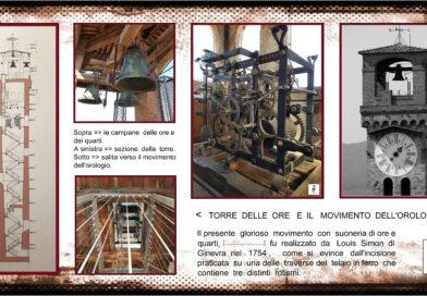 La Torre delle Ore – LUCCA…di Marco Polloni