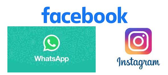 Facebook, Instagram e WhatsApp sono down — AGG. Sono online